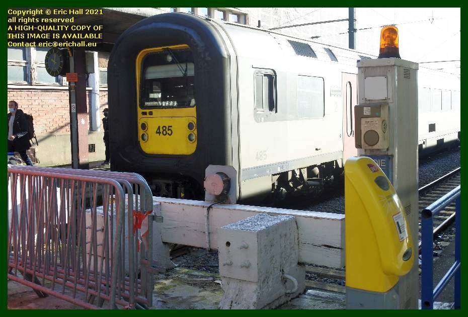 sncb class AM96 multiple unit gare de lille flandres railway station France Eric Hall