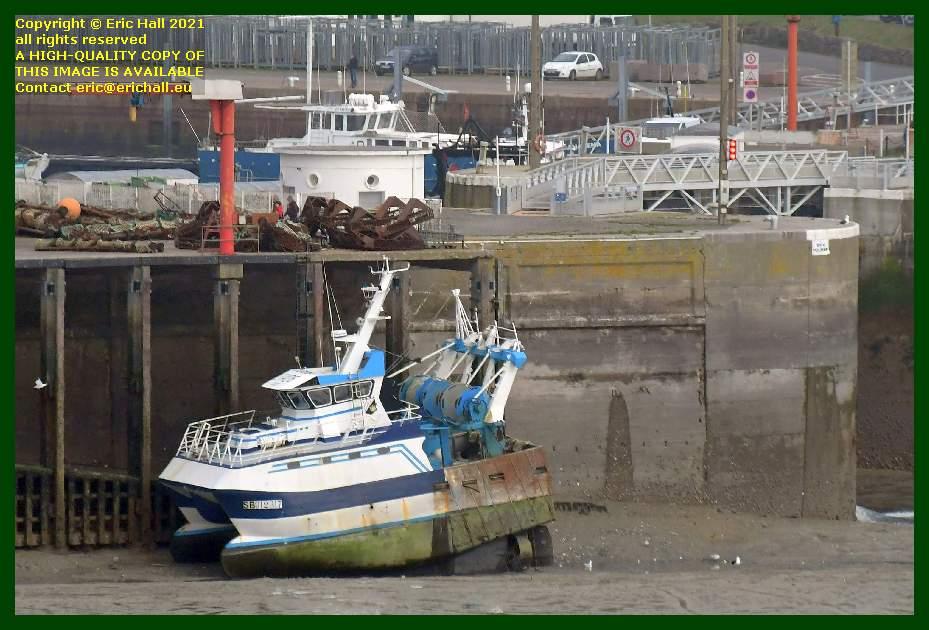 naabsa trawler port de Granville harbour Manche Normandy France Eric Hall