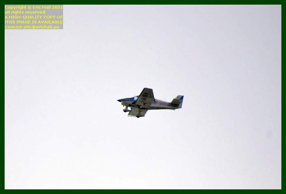 f-gsbv Robin DR400 180 pointe du roc Granville Manche Normandy France Eric Hall