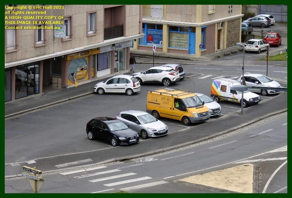 caliburn rue des noyers st lo Manche Normandy France Eric Hall