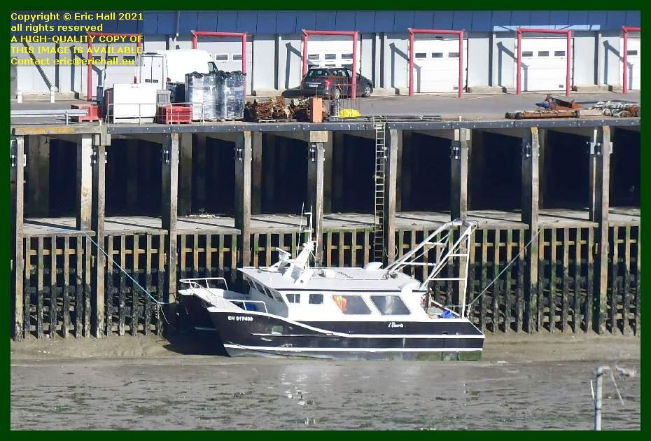 naabsa fishing boat port de Granville harbour Manche Normandy France Eric Hall