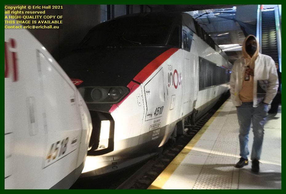 TGV Réseau 38000 tri-volt 4510 France Eric Hall