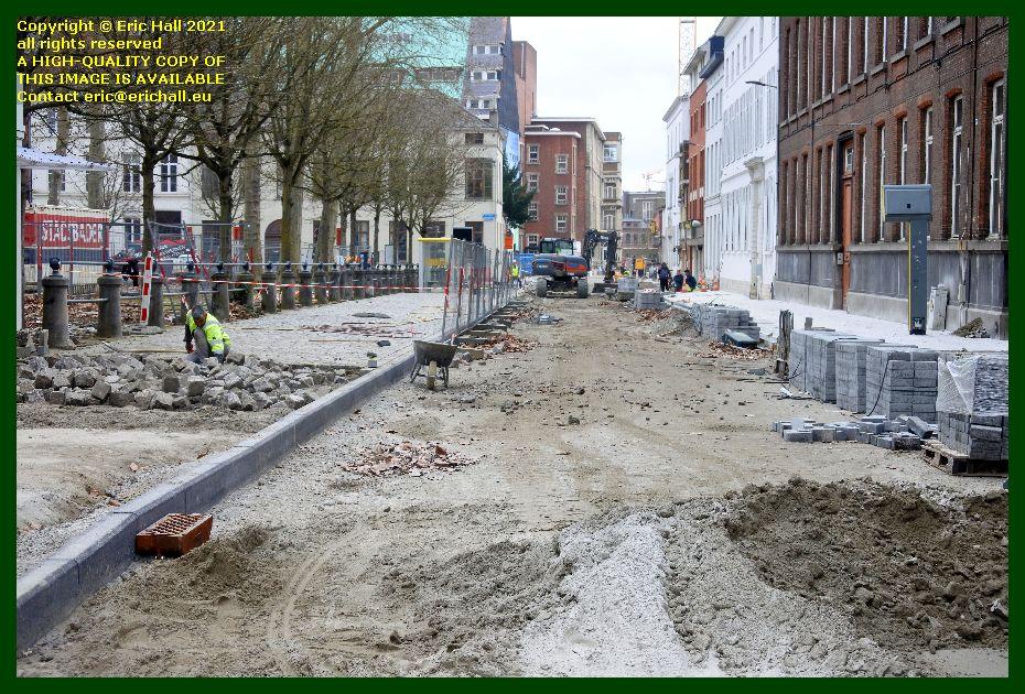 biezenstraat leuven belgium Eric Hall
