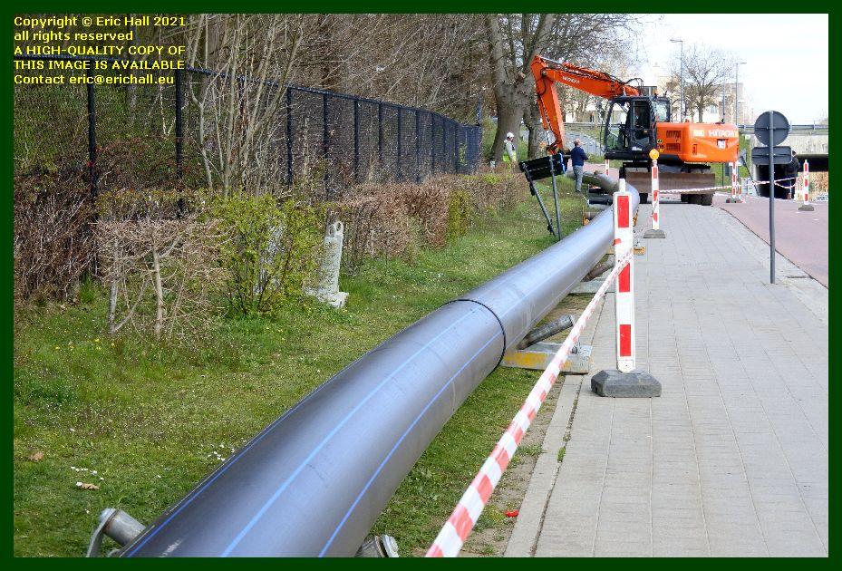 new pipework herestraat leuven belgium Eric Hall