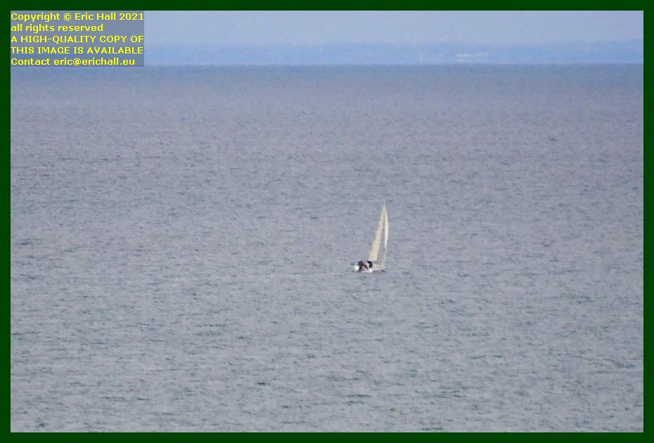yacht jersey english channel islands Granville Manche Normandy France Eric Hall