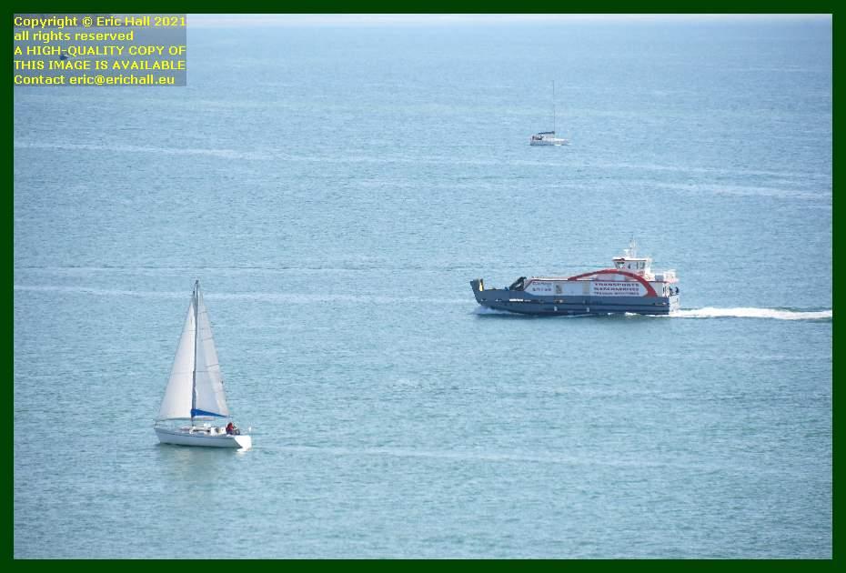 chausiais yacht baie de mont st michel Granville Manche Normandy France Eric Hall