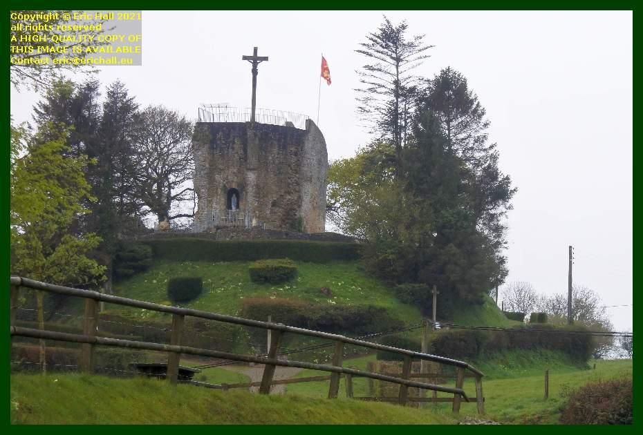 Calvaire de Le Plessis-Lastelle Manche Normandy France Eric Hall