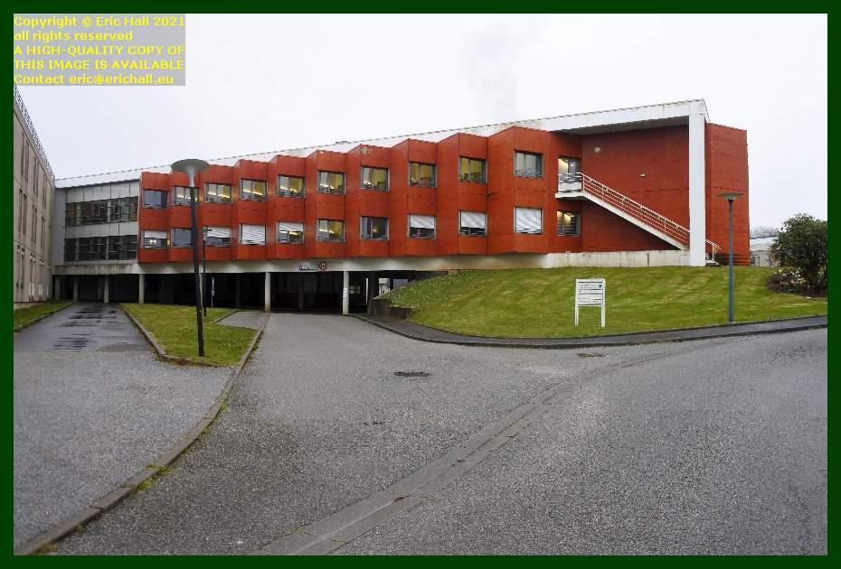 hospital simone veil valognes Manche Normandy France Eric Hall