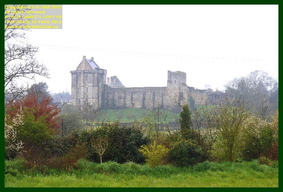 chateau de saint saveur le vicomte Manche Normandy France Eric Hall