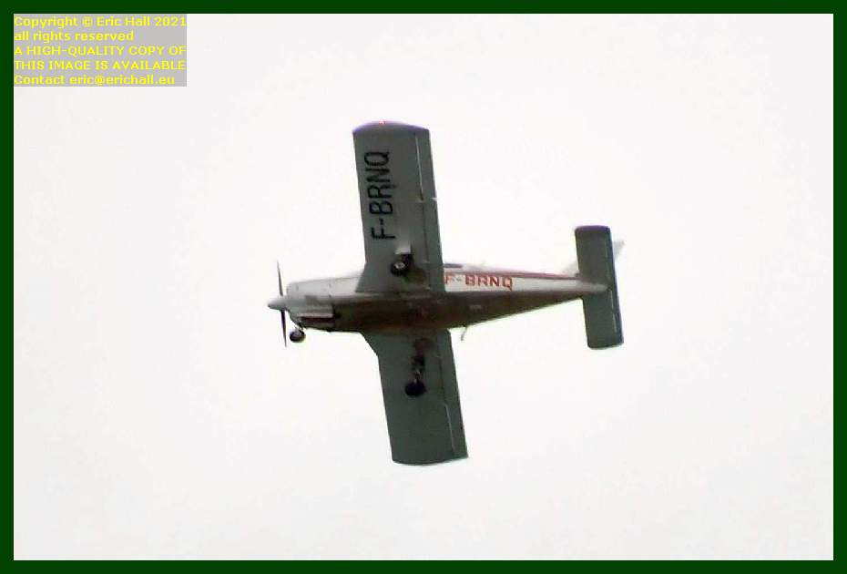 f-brnq Piper PA-28R-200 pointe du roc Granville Manche Normandy France Eric Hall