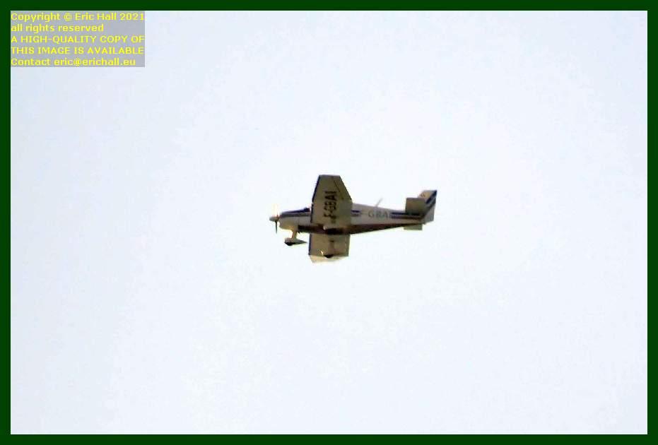 f-gbai Robin DR400 140B pointe du roc Granville Manche Normandy France Eric Hall
