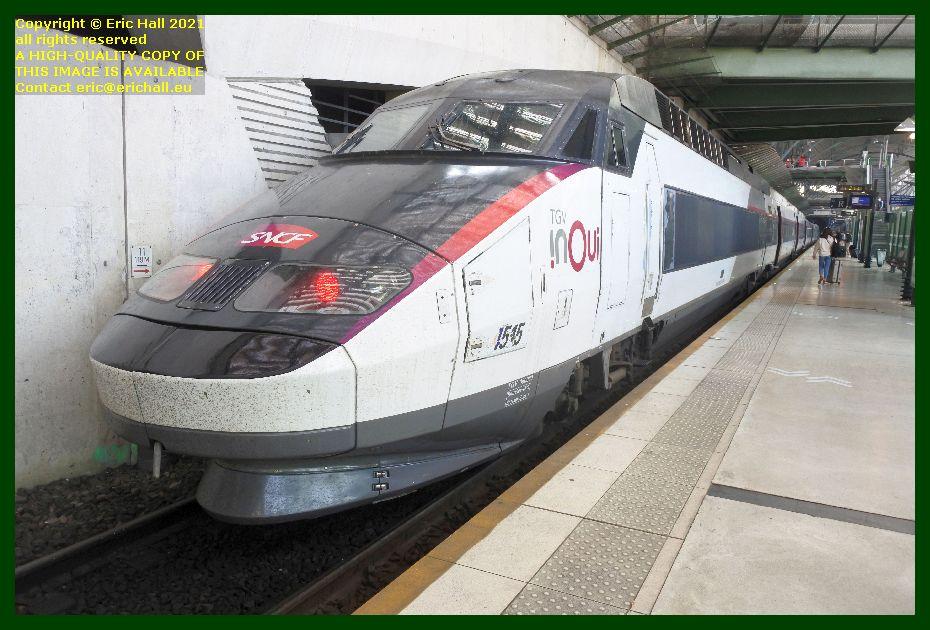 4515 TGV Réseau 38000 tri-volt gare de lille europe France Eric Hall