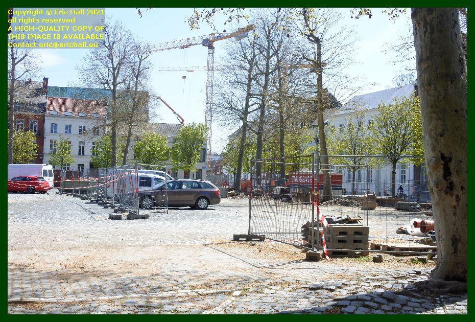 parking sint jacobsplein leuven belgium Eric Hall