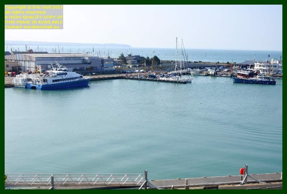 anakena victor hugo port de Granville harbour Manche Normandy France Eric Hall