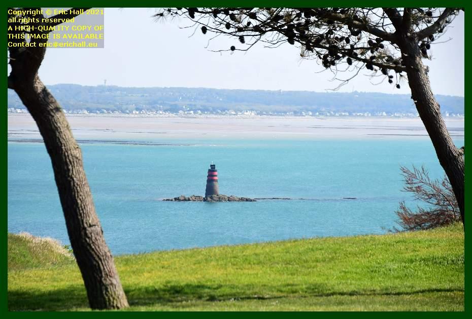 le loup baie de mont st michel Granville Manche Normandy France Eric Hall