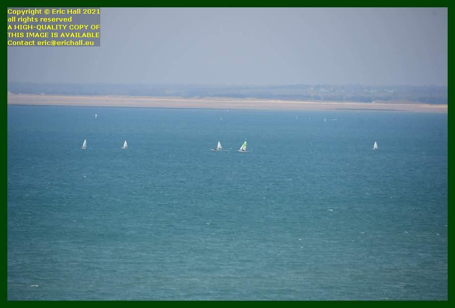 yachts donville les bains baie de Granville Manche Normandy France Eric Hall