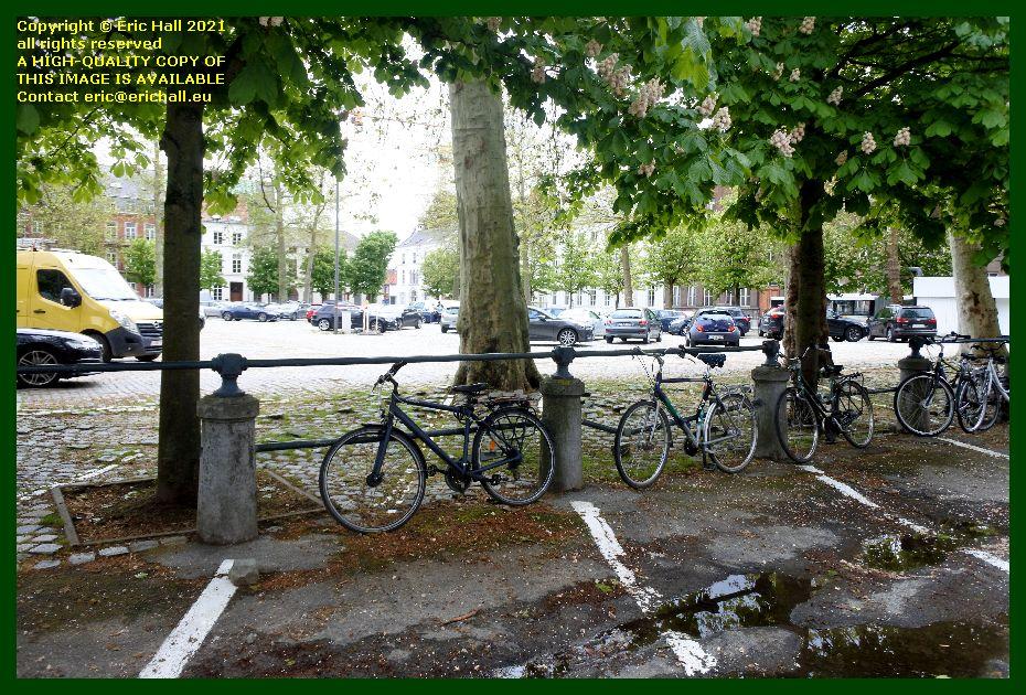 sint jacobsplein Leuven Belgium Eric Hall