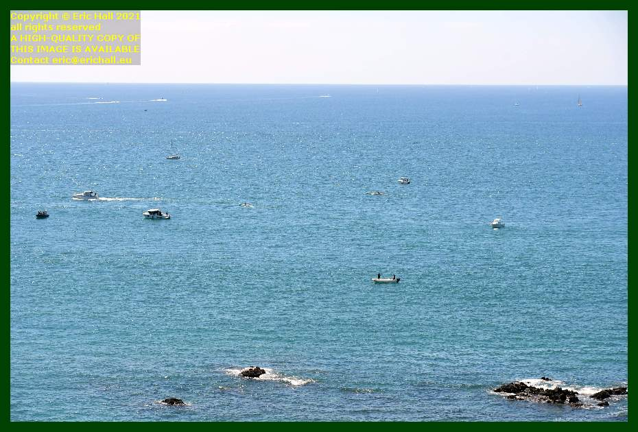 water craft baie de Granville Manche Normandy France Eric Hall