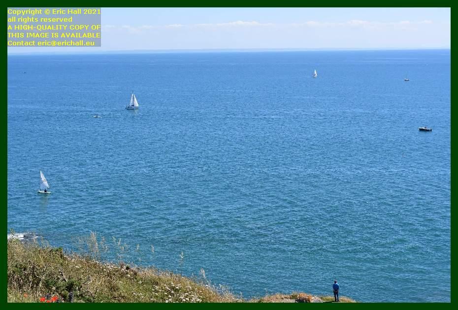 water craft baie de mont st michel Granville Manche Normandy France Eric Hall