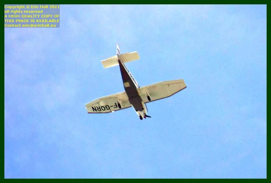 f-gorn Robin DR400/120 Dauphin pointe du roc Granville Manche Normandy France Eric Hall