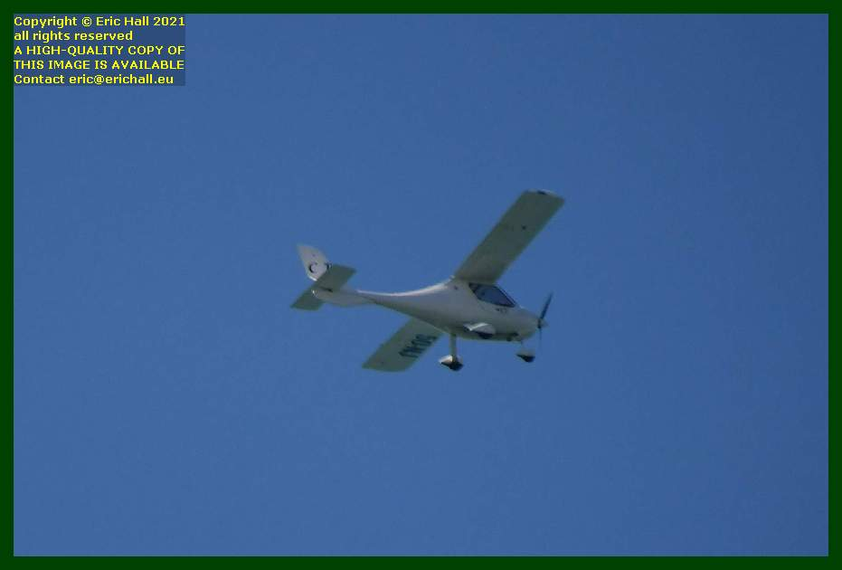 aeroplane 50 nj pointe du roc Granville Manche Normandy France Eric Hall