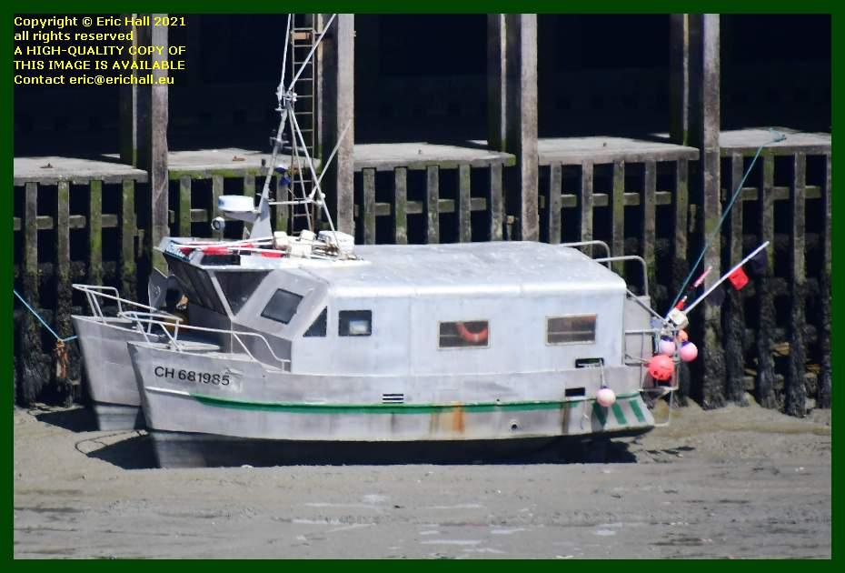 gerlean port de Granville harbour Manche Normandy France Eric Hall