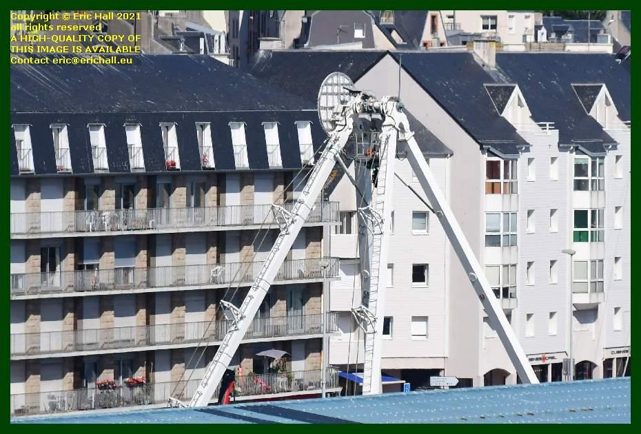 big wheel place albert godal Granville Manche Normandy France Eric Hall