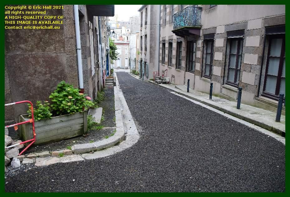 rue st michel Granville Manche Normandy France Eric Hall