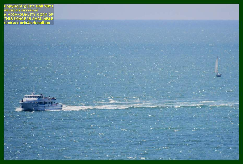 yacht joly france baie de mont st michel Granville Manche Normandy France Eric Hall