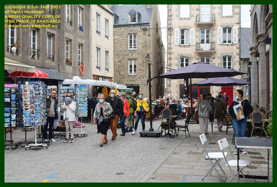 people place cambernon Granville Manche Normandy France Eric Hall