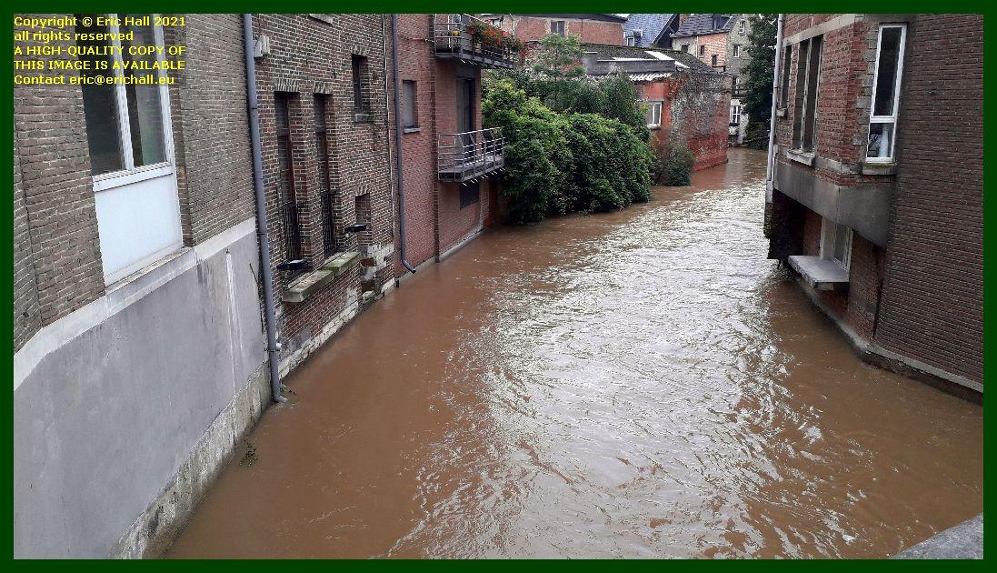 river dijle brusselsestraat Leuven Belgium Eric Hall