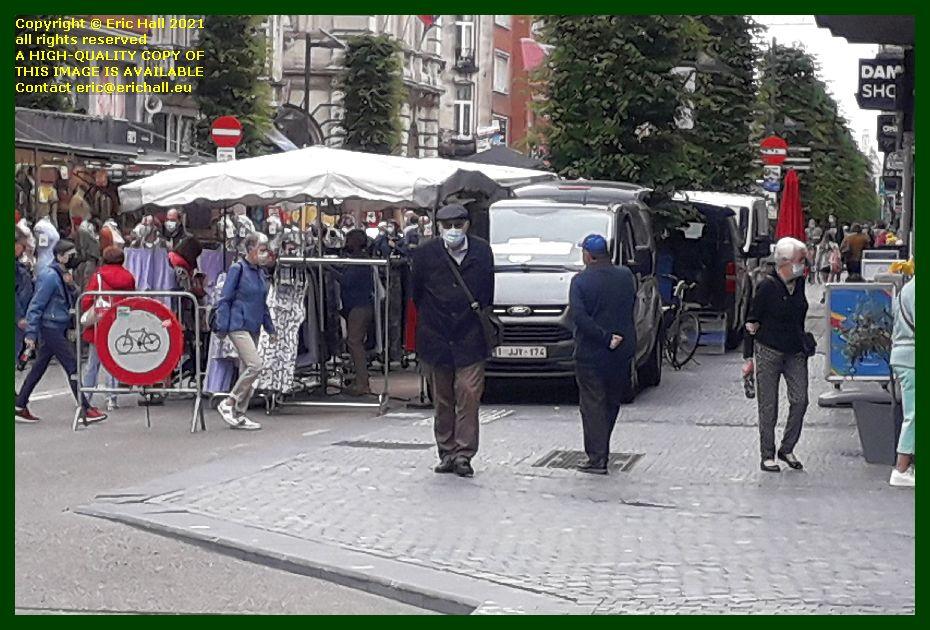 market bondgenotenlaan Leuven Belgium Eric Hall