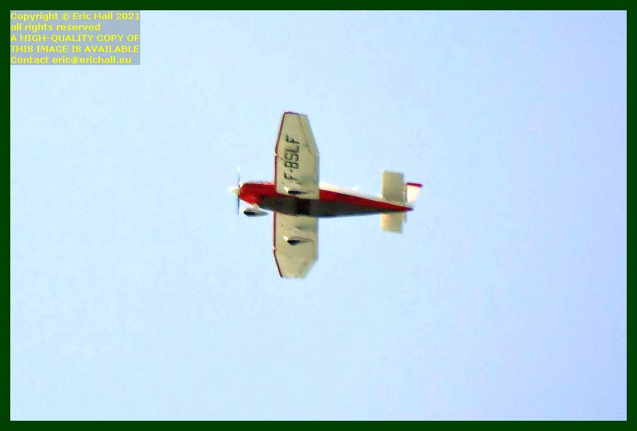 f-bslf Robin DR-315 Petit Prince pointe du roc Granville Manche Normandy France Eric Hall