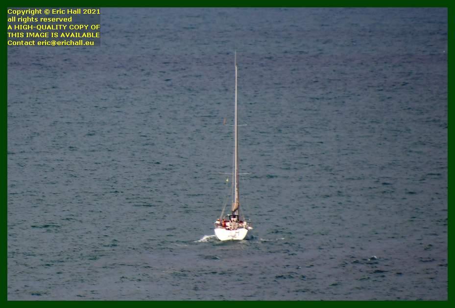 yacht baie de granville Granville Manche Normandy France Eric Hall