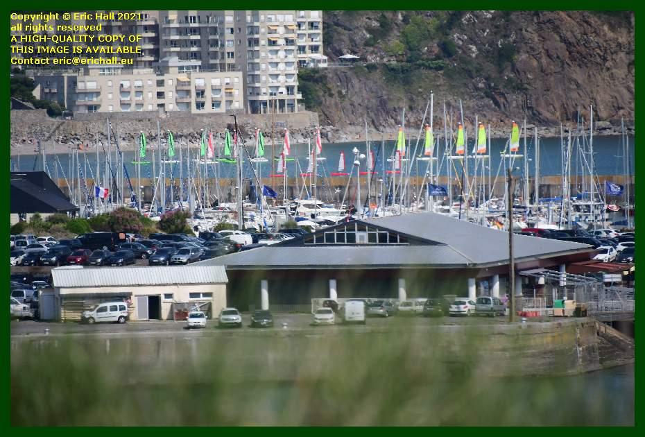 yacht school baie de mont st michel Granville Manche Normandy France Eric Hall