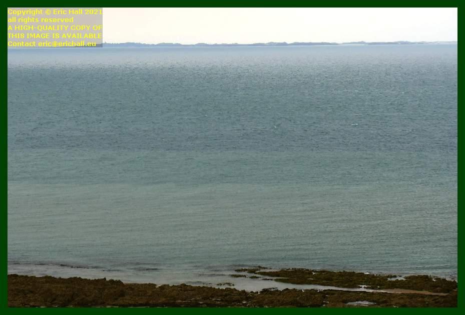 ile de chausey baie de granville Manche Normandy France Eric Hall