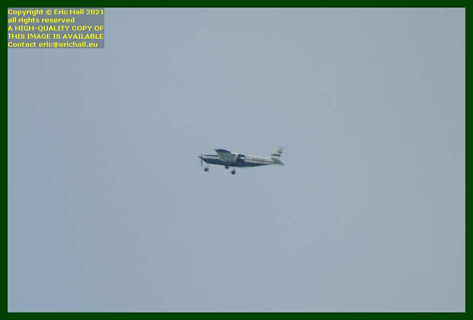 Piper PA-32-300 Cherokee Six - F-GVJC baie de Granville Manche Normandy France Eric Hall