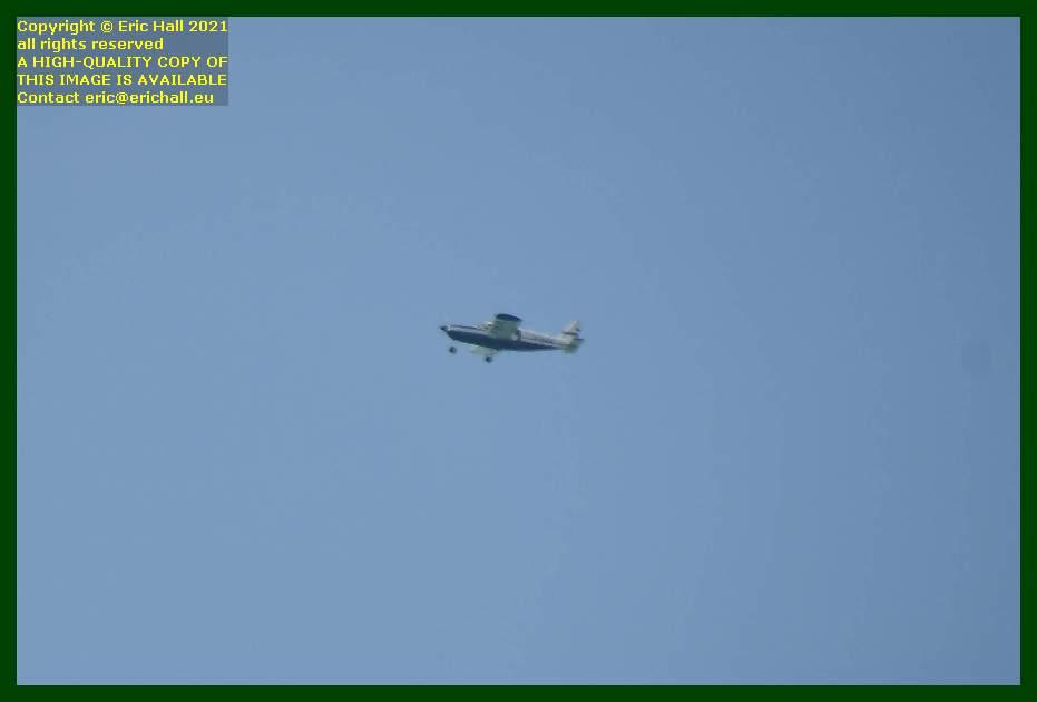 Piper PA-32-300 Cherokee Six F-GVJC baie de Granville Manche Normandy France Eric Hall