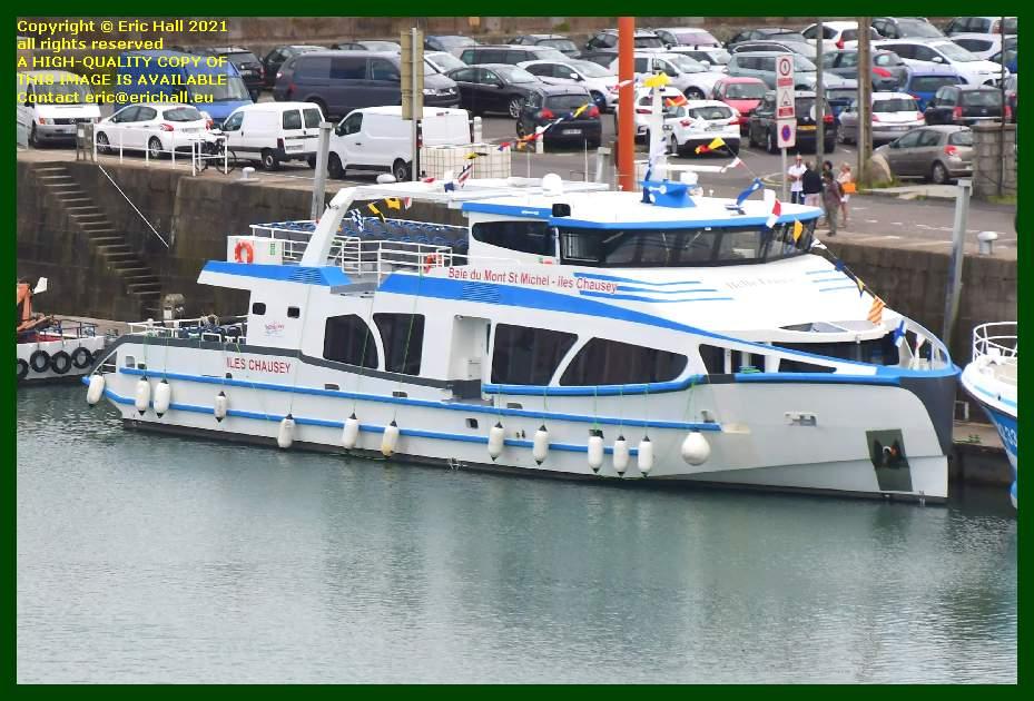 belle france port de Granville harbour Manche Normandy France Eric Hall