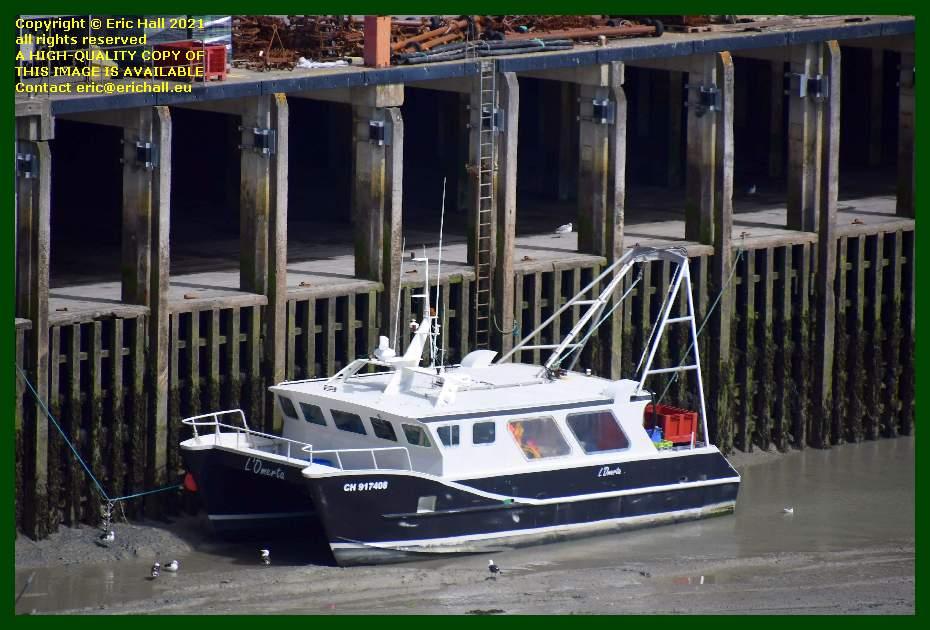 l'omerta port de Granville harbour Manche Normandy France Eric Hall