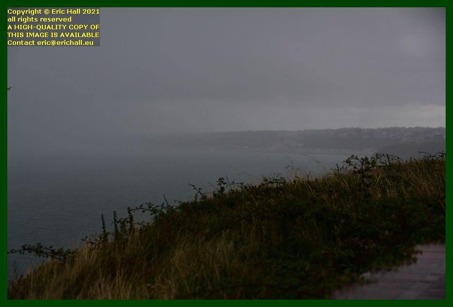 storm baie de Granville Manche Normandy France Eric Hall