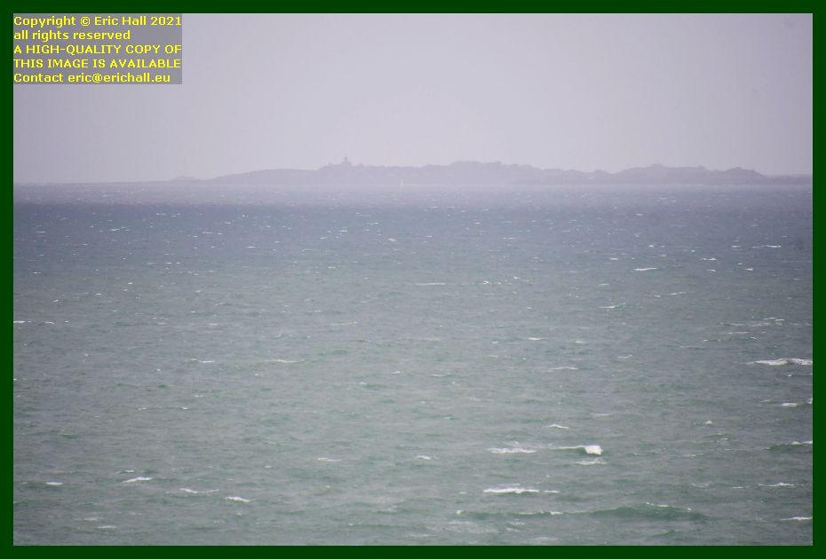 yacht storm baie de Granville Manche Normandy France Eric Hall