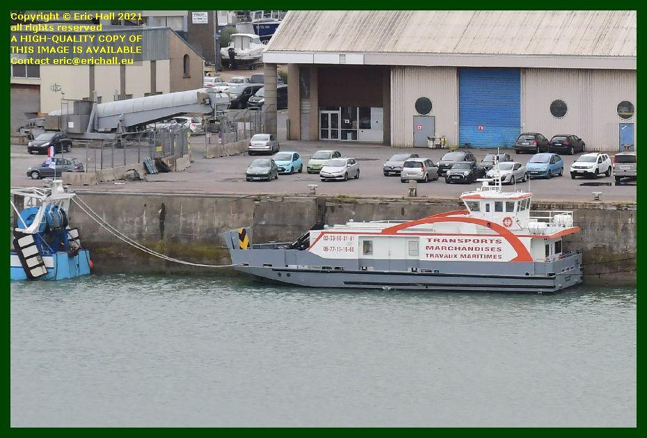 chausiaise port de Granville harbour Manche Normandy France Eric Hall