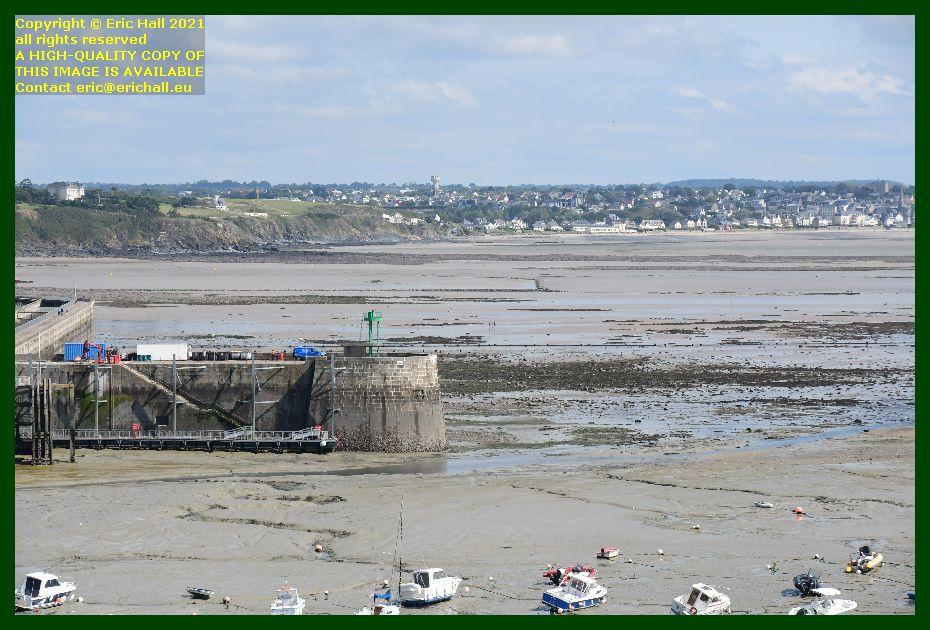 baie de Mont St Michel Manche Normandy France Eric Hall