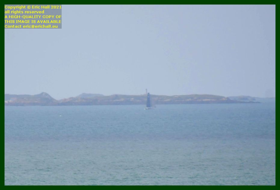 yacht ile de chausey Granville Manche Normandy France Eric Hall