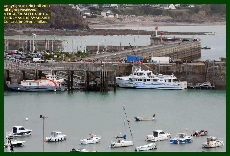 chausiaise joly france port de Granville harbour Manche Normandy France Eric Hall