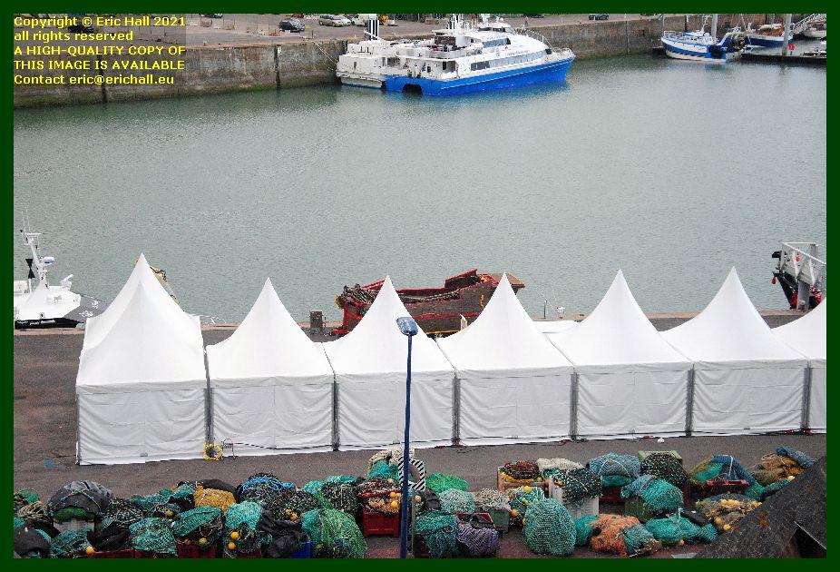 victor hugo festival de voiles de travail port de Granville harbour Manche Normandy France Eric Hall