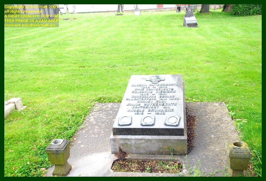 civilian war graves leefdaal belgium Eric Hall