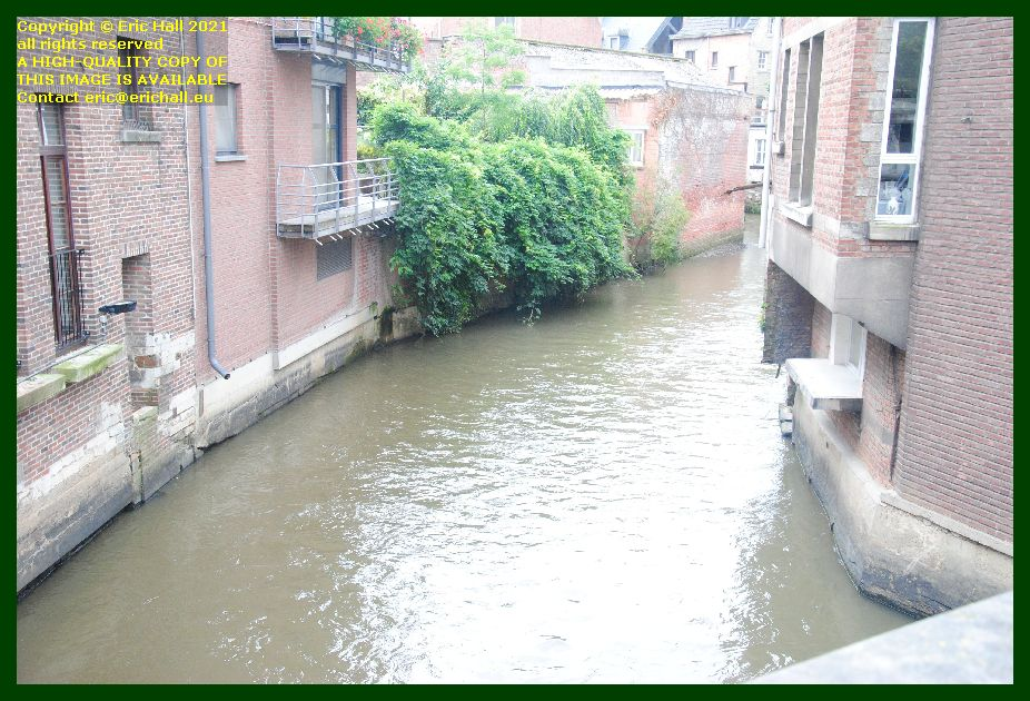 river dijle leuven belgium Eric Hall