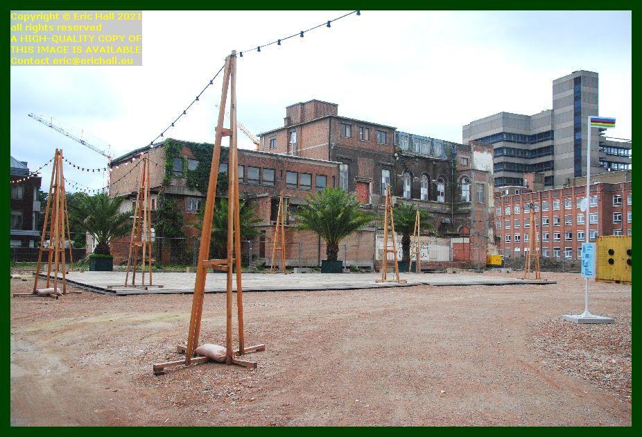 new hardstanding brusselsestraat leuven belgium Eric Hall